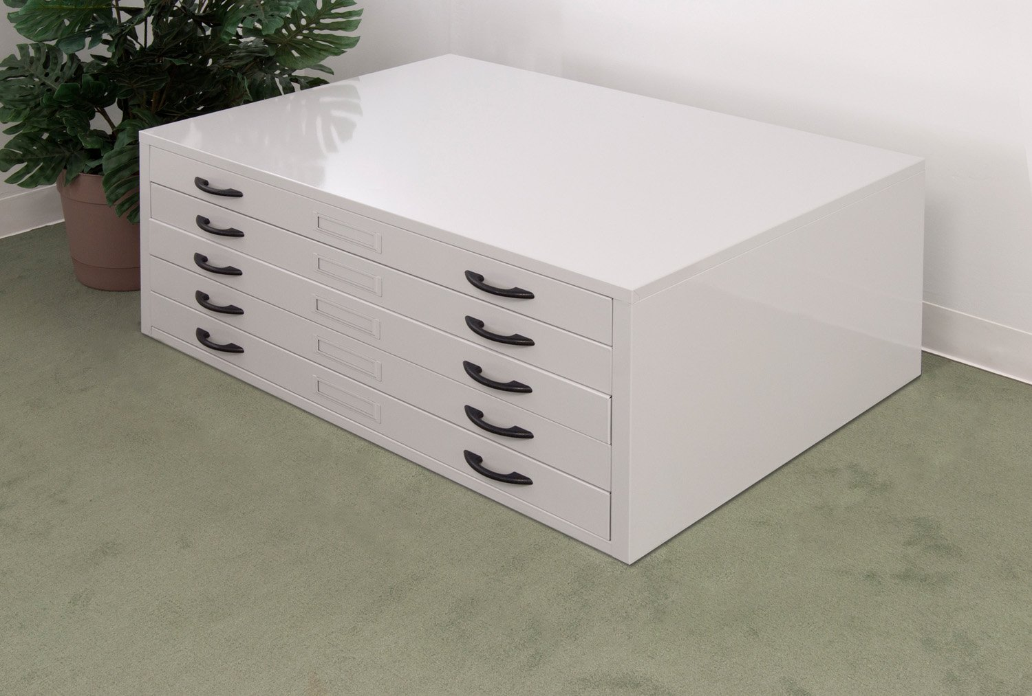 Beautiful Amazon.com: Studio Designs Flat File In Light Grey 40.75 Inches Wide By  28.5 Inches Deep 60724: Arts, Crafts U0026 Sewing