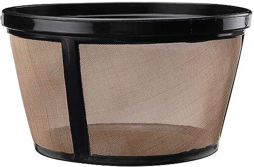 SGerste cesta de filtro de café lavable reutilizable de repuesto para cafeteras Bunn: Amazon.es: Hogar
