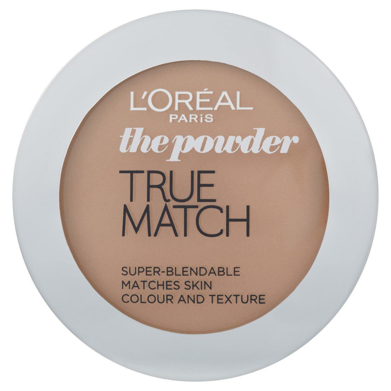 L'Oreal Paris True Match Powder, C1 Rose Ivory L' Oréal Paris 3600520772004