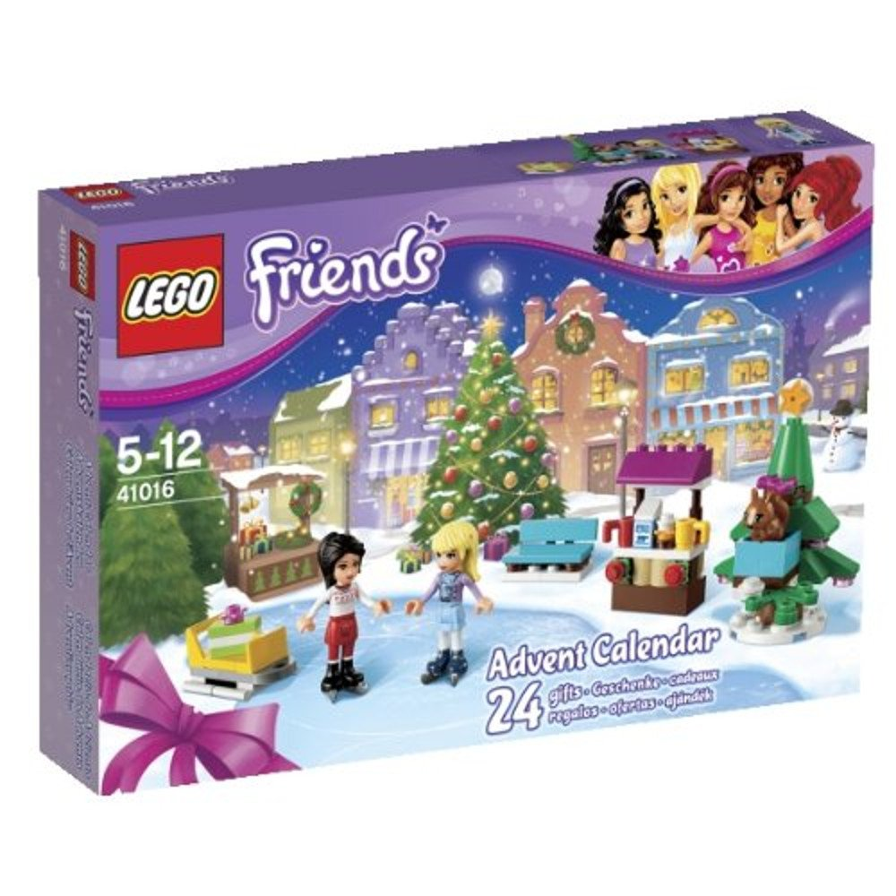 Lego Friends Christmas Sets.Lego Friends 41016 Advent Calendar Discontinued By Manufacturer