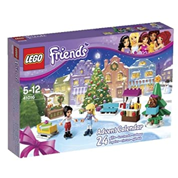 Weihnachtskalender Lego Friends.Lego Friends 41016 Advent Calendar