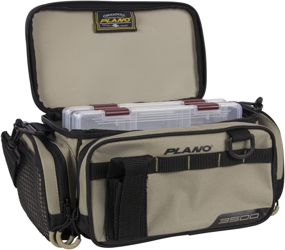 Plano PLAB35111 Weekend Series 3500 Size Tackle Case