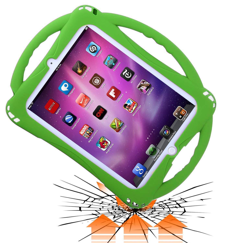 TopEsct iPad 9.7 2018/&2017 /Édition//iPad Air Coque de Protection Enfants Poign/ée de Protection Antichoc iPad 9.7 inch iPad Air/&iPad 9.7 inch,Violet 2018/&2017 /Édition iPad Air