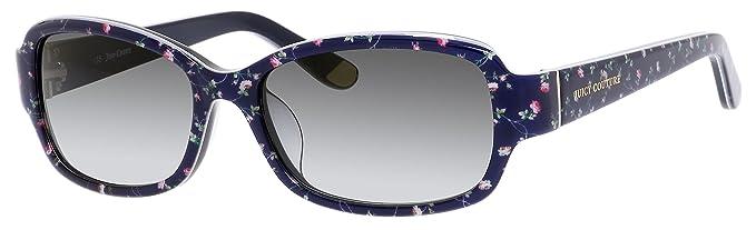 32102a03a6a Amazon.com  JUICY COUTURE Sunglasses 555 F S 0FF8 Floral 55MM  Shoes