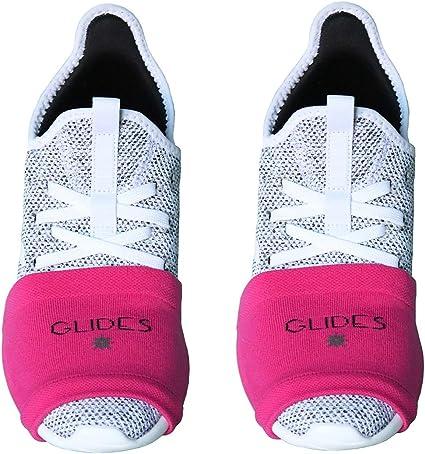Glides - Dance Socks Over Sneakers