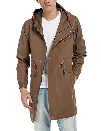 herren jacken and mantel zearo kapuzenjacke herren jacke mantel herbst winter   bergang  zearo kapuzenjacke herren jacke mantel