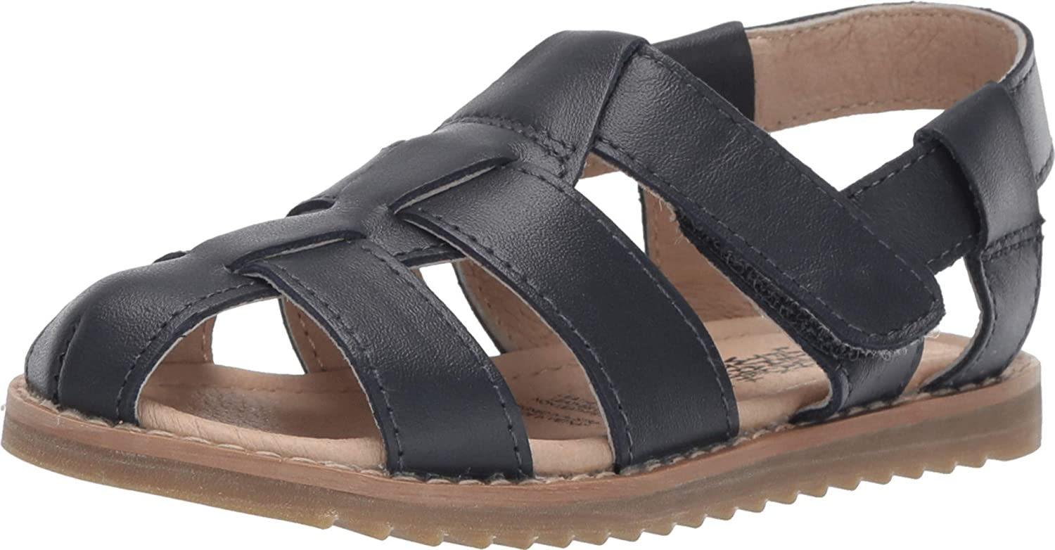 Old Soles Baby Boys Hashtag Sandal Toddler//Little Kid