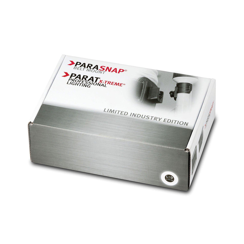 6911120150 Parat Limited Industrie-Edition Hochleistungslampe inklusiv Parasnap G/ürtelhalter