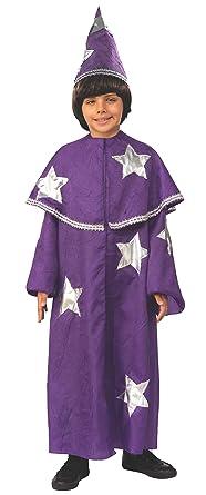 Rubies Disfraz de Mago de Will of Stranger Things 3 para niños ...