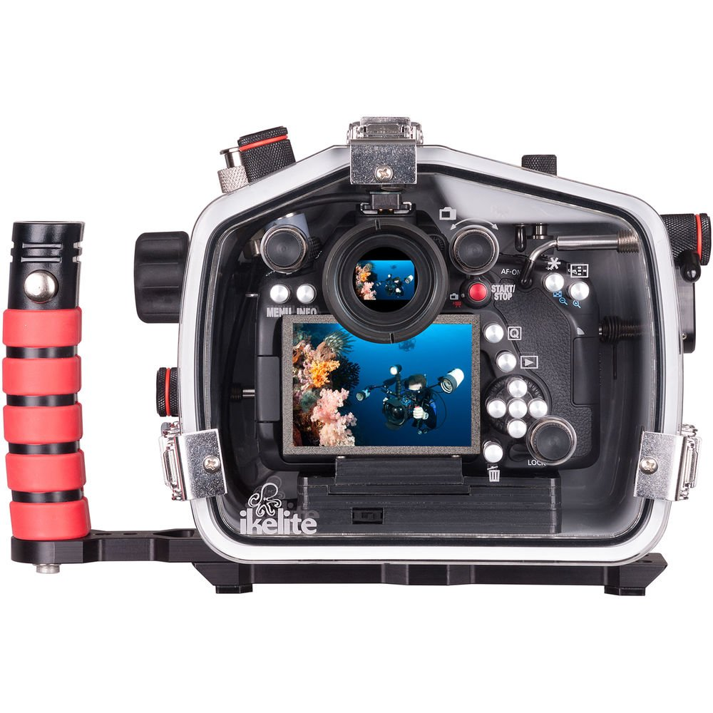Ikelite Underwater DSLR Housing for Canon EOS 80D