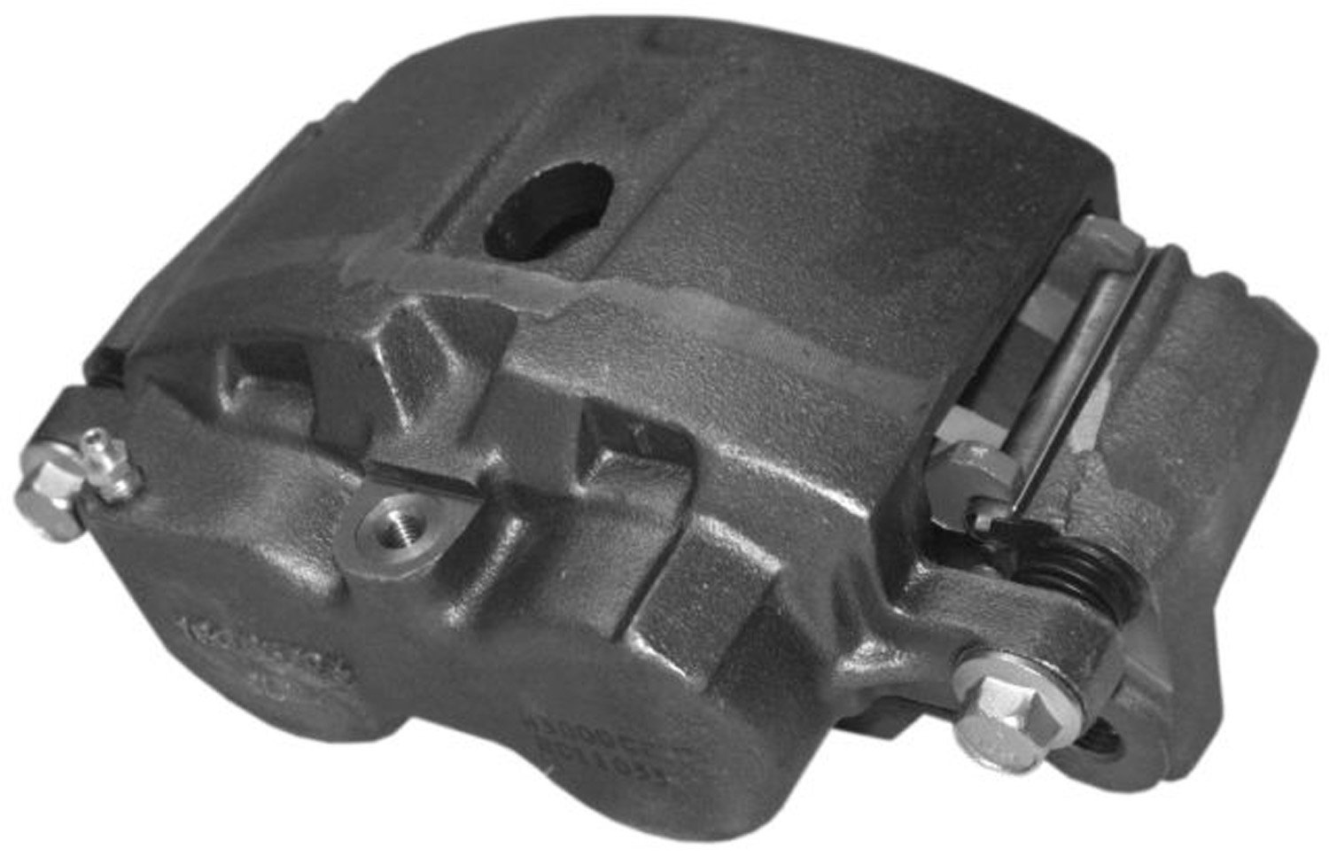 Friction Ready ACDelco 18FR1380 Professional Durastop Front Passenger Side Disc Brake Caliper Assembly without Pads Remanufactured