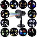 LooCooL Outdoor Christmas Decorations LED Projector Light