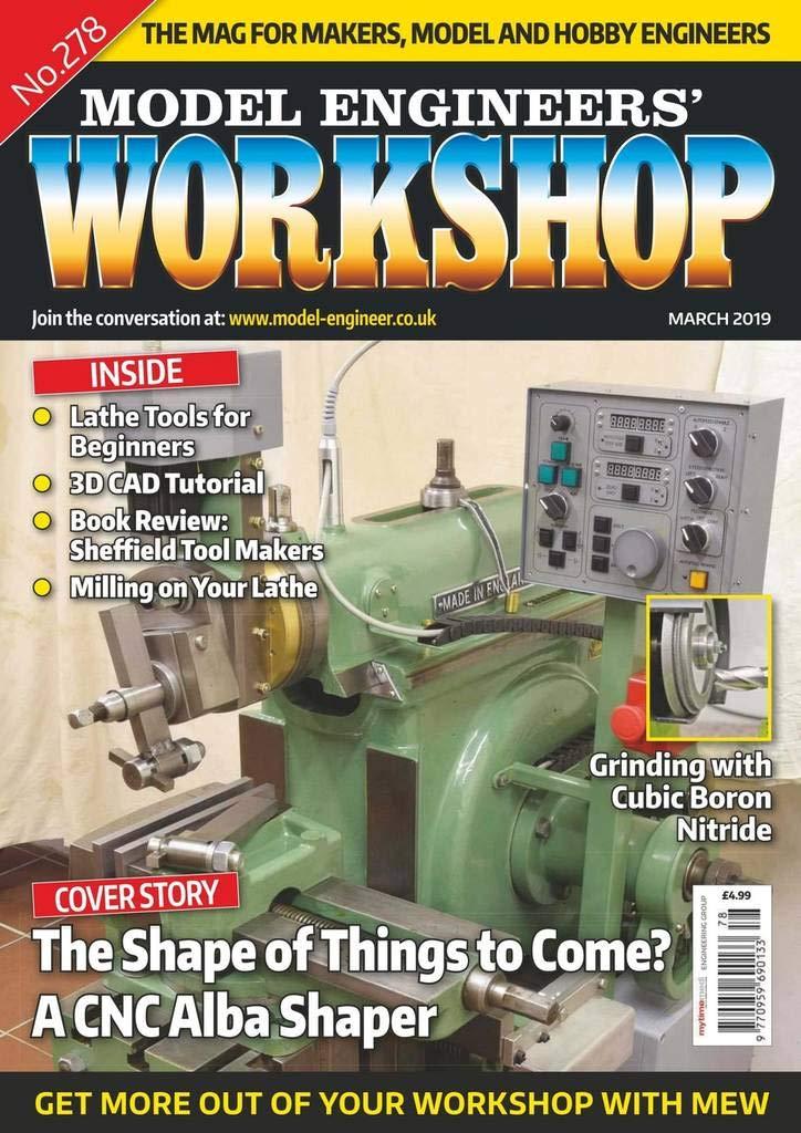 Model Engineers' Workshop Magazine