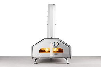 Outdoor Küche Edelstahl Quad : Uuni pro multi fuelled outdoor oven by ooni amazon küche