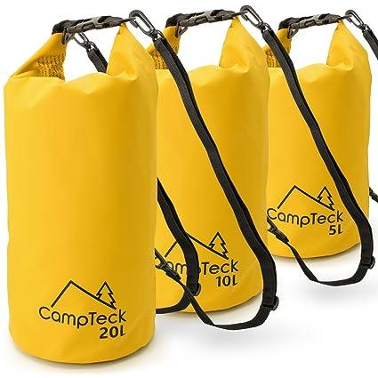 Waterproof Dry Bag Outdoor Sport Swimming Rafting Kayaking Sailing Canoe 20L UK