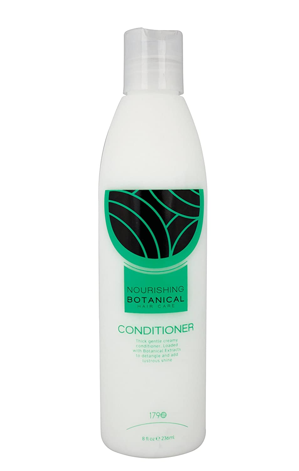 1790 Best Natural Nourishing Botanical Conditioner - Thick, Gentle, Moisturizing Sulfate Free Treatment for Dry, Damaged Hair & Dandruff - All Hair Types - Men, Women Safe for Color Treated Hair
