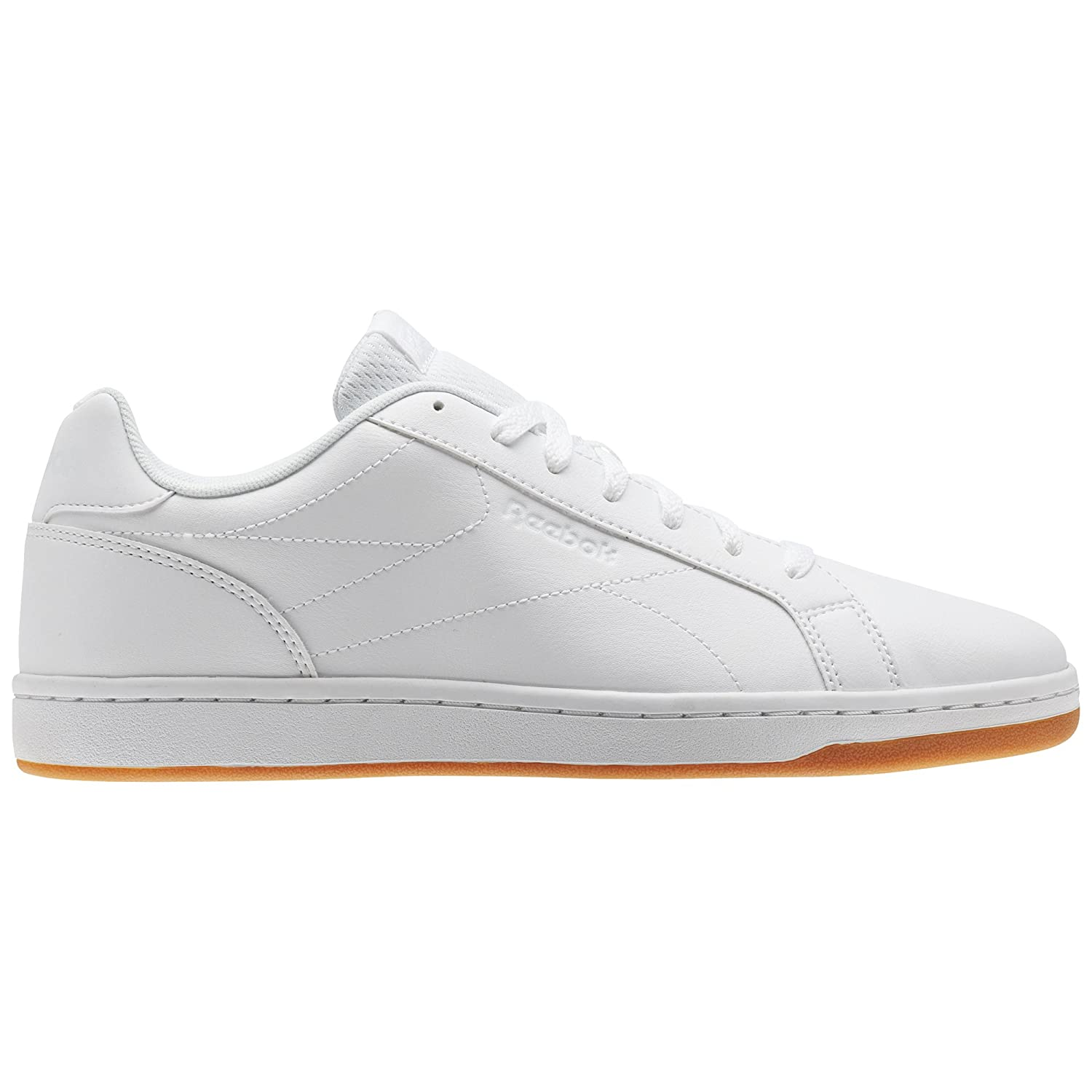 d32d236dd57d7 White White Gum Reebok Classic Men's Royal Complete Clean shoes ...