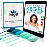 Kegel Balls for Women | Pelvic Floor Strengthening Device for Women with Detailed eBook | These Kegel Exercise Products are D