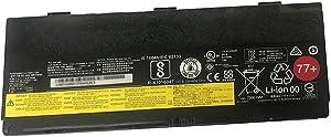 BOWEIRUI SB10H45077 Laptop Battery Replacement for Lenovo P50 P51 P52 Series SB10H45078 00NY493 00NY492 L17L6P51 L17M6P51 SB10K97634 01AV495 01AV496 01AV477 77+ 77++ 11.4V 90Wh 7900mAh