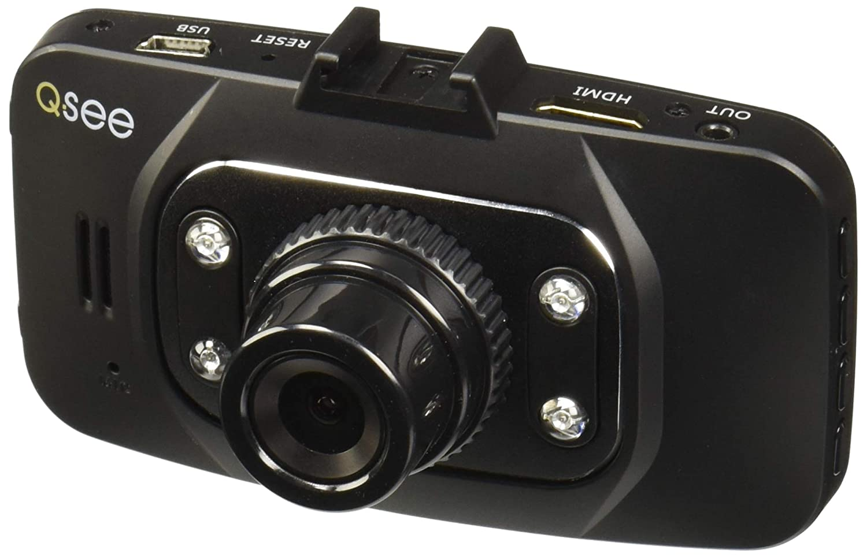 "Q-see Q-GO Digital Camcorder - 2.7"" - Full HD - Black"