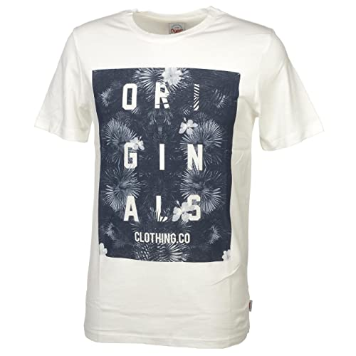 JACK & JONES JACK and JONES 12120965 - JORNEWPORT TEE SS Hombre