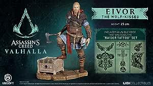 Assassins Creed Valhalla Eivor Male Figurine