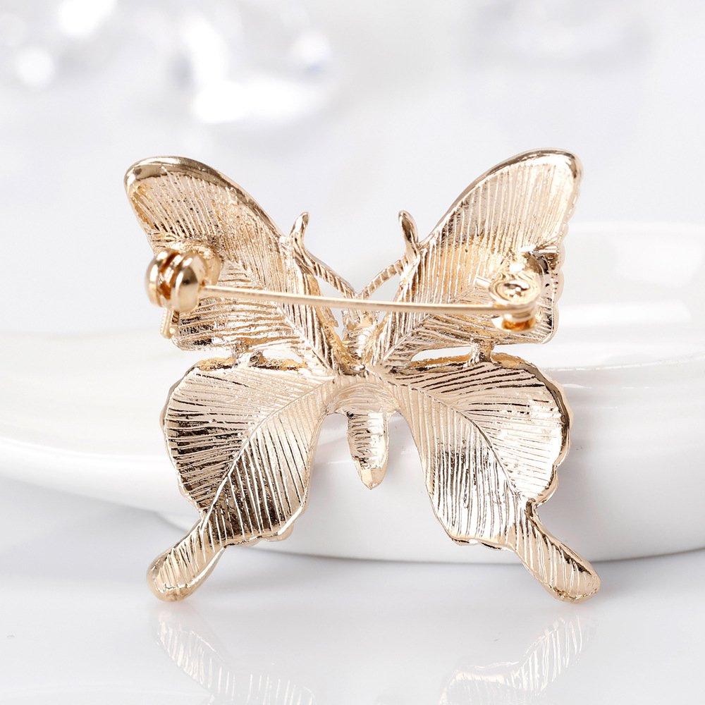 YYOGG Fashionable Brooch Accessories Fashion Little Bees Pin Brooch