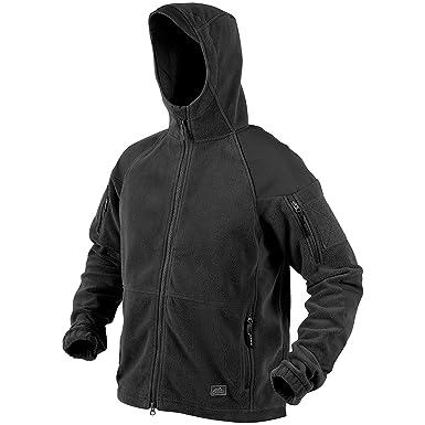 4885f1808 HELIKON-TEX Men's Cumulus Heavy Fleece Jacket Black at Amazon Men's ...