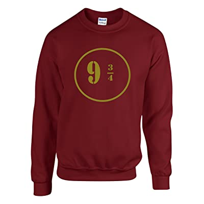 9 3/4 Crewneck Sweater by Outlook Designs