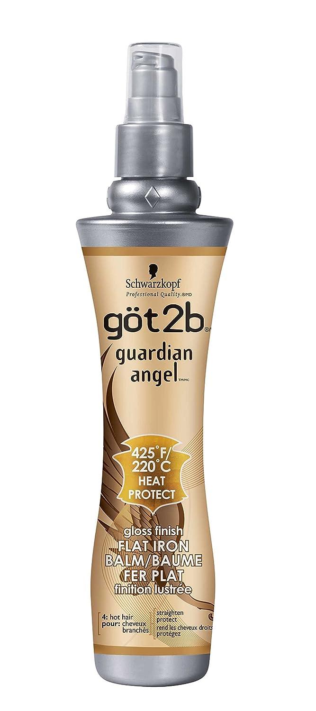 got2b Guardian Angel Gloss Finish Flat Iron Balm, 200 Milliliter (1986304) 33892