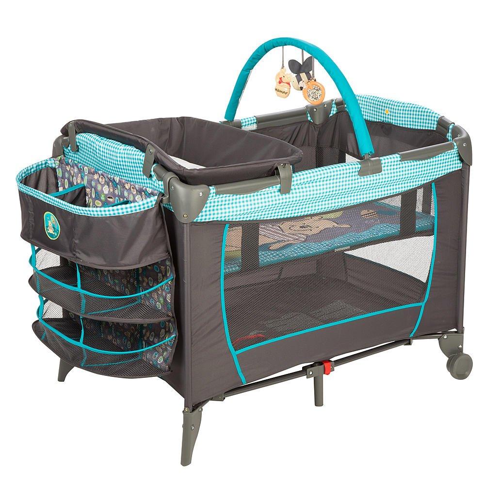 4 piezas Winnie the Pooh Juego de ropa de recién nacido Cochecito Silla de coche silla alta Play Yard Bundle Baby Gear Boy Girl infantil Disney: Amazon.es: ...