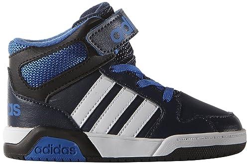 Adidas BB9TIS INF, Zapatos de Bebé (1-10 Meses) para Bebés, Azul (Maruni/Ftwbla/Azul), 22 EU