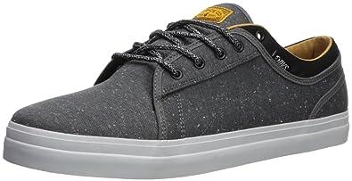 DVS Skateboard Chaussures AVERSA NOIR/BLANC Vêtements et accessoires