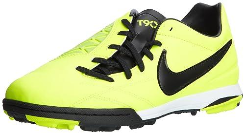 NIKE Nike t90 shoot iv tf zapatillas futbol sala hombre: NIKE: Amazon.es: Zapatos y complementos