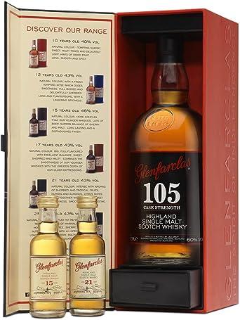 Glenfarclas 105 Cask Strength Tasting Pack Whisky mit ...
