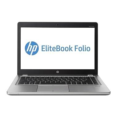 HP EliteBook Folio 9470M 14  Intel Core i5-3437U 1.9GHz 16GB 320G SATA Windows 10 Professional (Certified Refurbished)