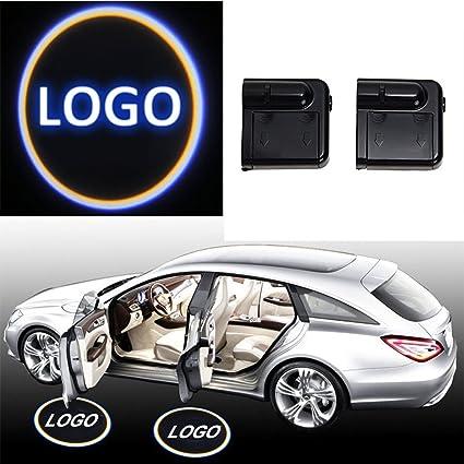 LED para puerta de coche con luz para Chevrolet Cruze Proyector ...