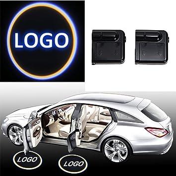 Car Door Led Welcome Light For Chevrolet Cruze Laser Projector Logo