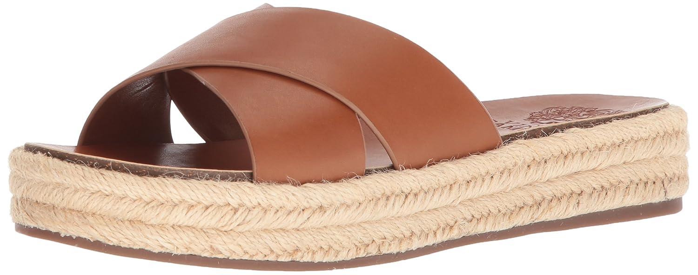 Vince Camuto Women's Carran Slide Sandal B075FRGKXM 9.5 B(M) US|Summer Cognac