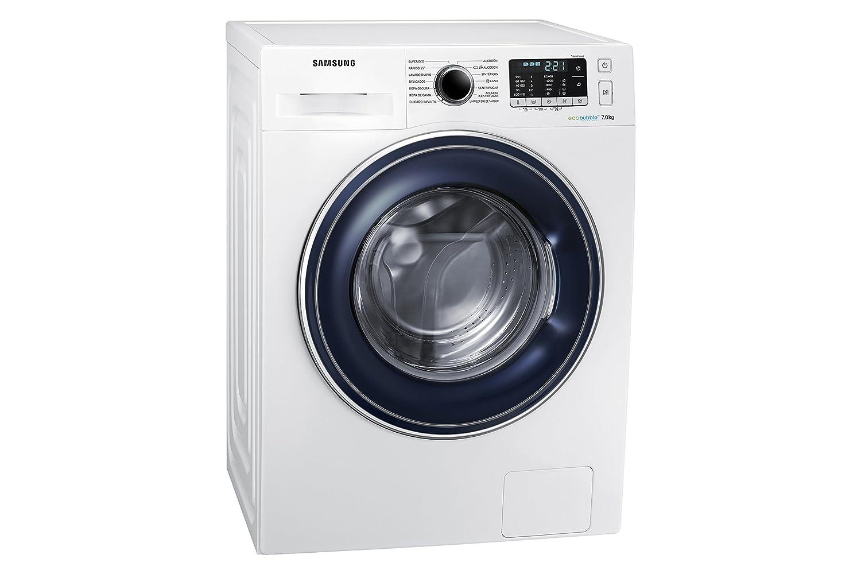 Samsung ww70j5555fw/EC Independiente Carga frontal 7 kg 1400 ...