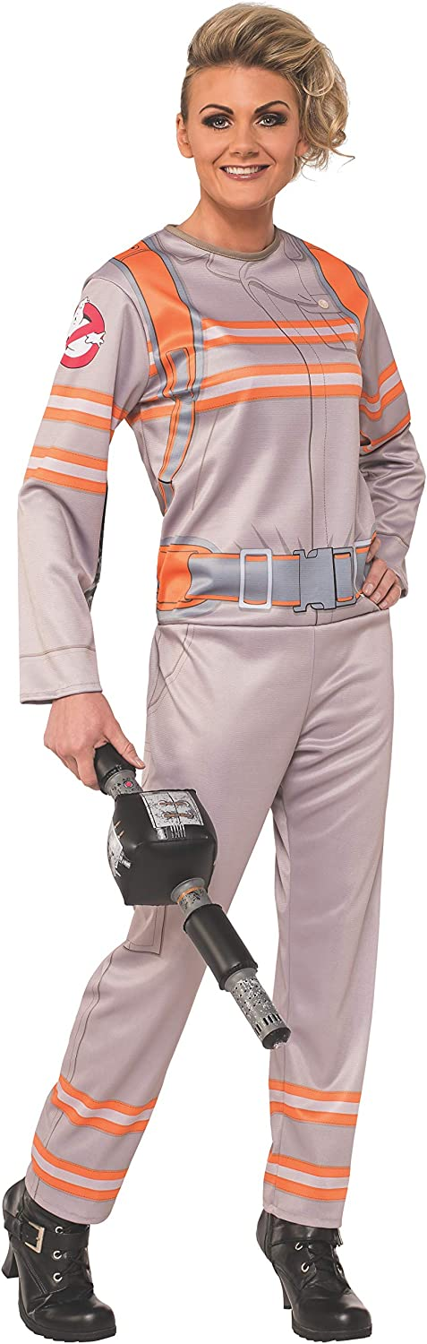 Femme Ghostbusters Costume Official Licensed halloween adult Fancy Dress 8-22