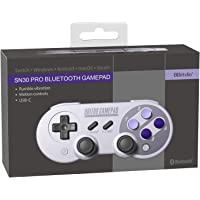 8Bitdo SN30 Pro Retro Bluetooth Gaming Controller