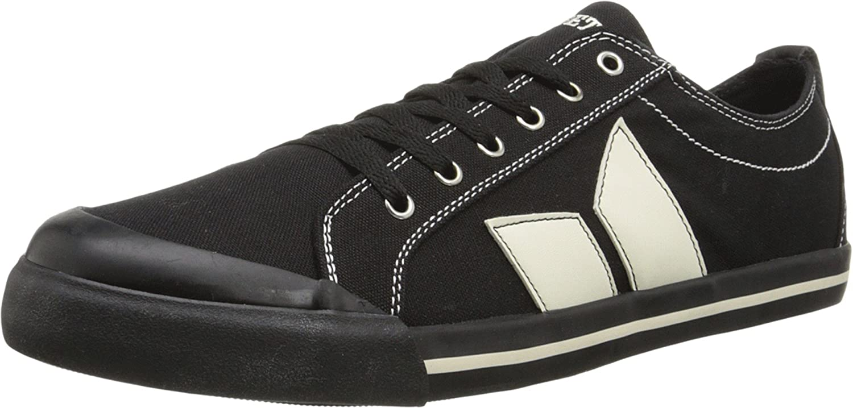 Macbeth Eliot Black/Black/Cement Shoe