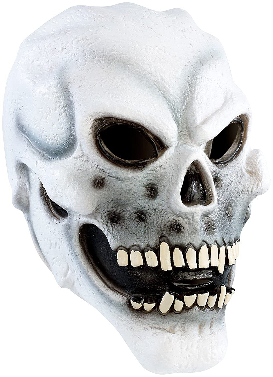 Lachende Totenkopfmaske Totenkopf Maske Totenschädel Skelett Maske Horror