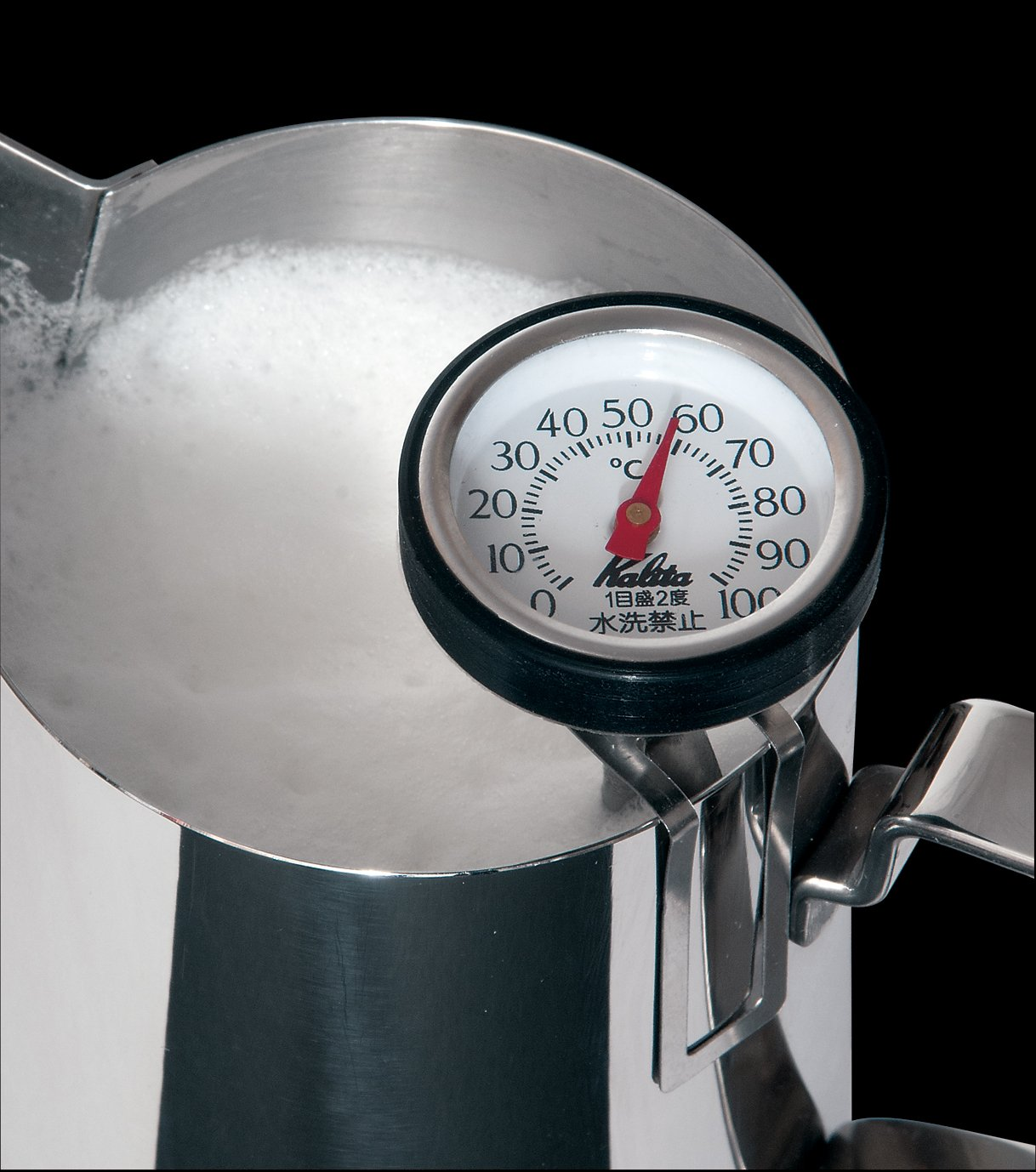 Kalita Thermometer For Use With Milk Foamer 64224 By Hario V60 Drip Vtm 1b Kitchen Dining