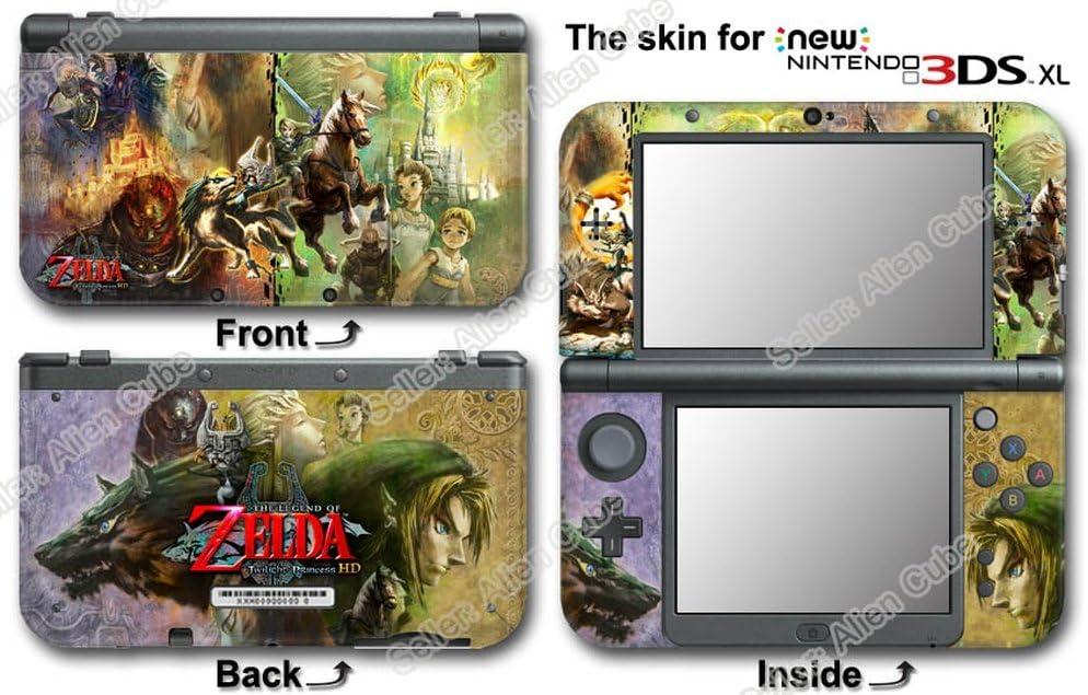 Amazon com: The Legend of Zelda Twilight Princess Skin