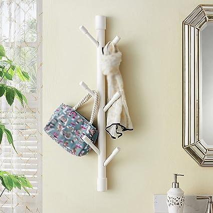 LQQGXLPerchero minimalista moderno, perchero de pared ...