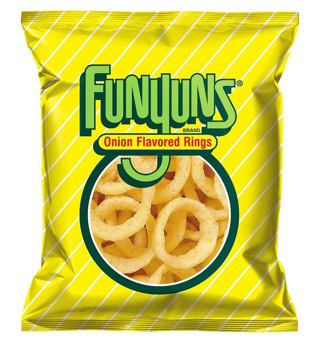 Funyuns Onion Flavored Rings, 0.75 Ounce (Pack of 104)