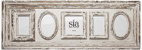 Cornice Sia Home Fashion.Sia Home Fashion 107 X 36 Cm Multi Paris Cornice Portafoto Colore