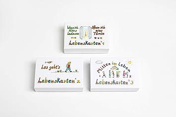 Lebenskarten Serien 1 2 Und 3 Im Gesamtpaket 216 Karten Im Visitenkartenformat